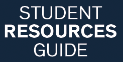 Student Resources Guide